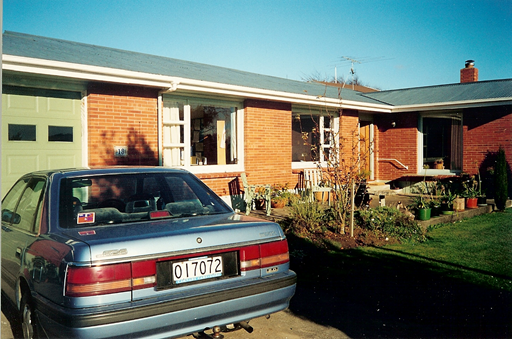 The second car I owned a 1989 Mazda 626 GLX.
